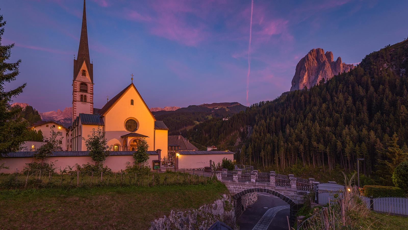 Holiday in Val Gardena