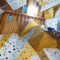 Arrampicata indoor Selva