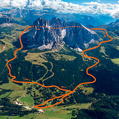Val Gardena Mountain Run